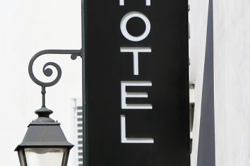 hotel économique Paris